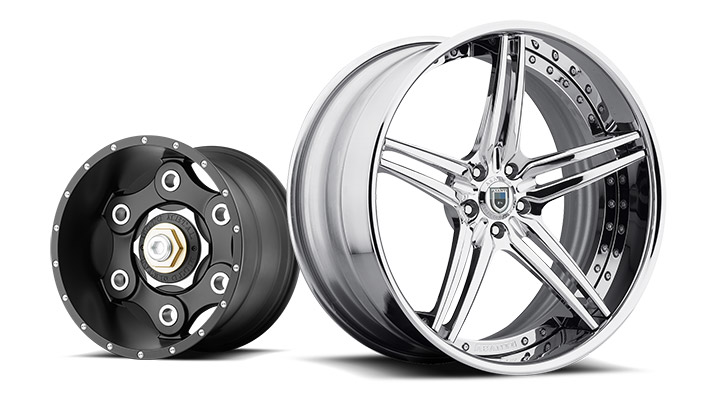 Custom wheels from most wheel brands