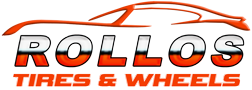 Rollos Tires and Wheels Logo