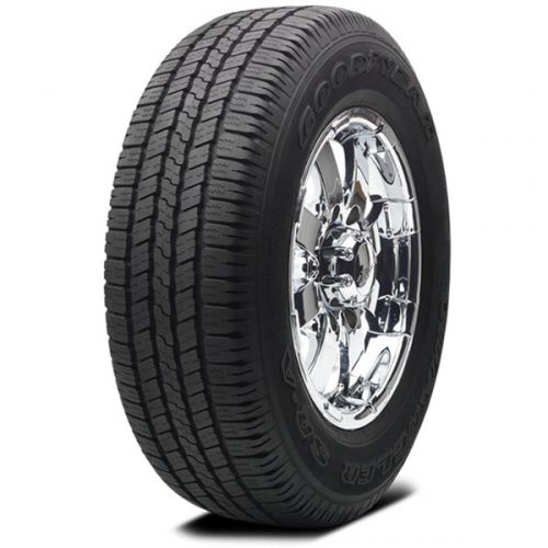 showing special for Goodyear Wrangler SR-A tires in Houston