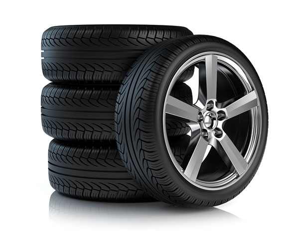 set of tires at rollos in houston | Rollos Tires and Wheels